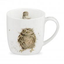Wrendale What A Hoot Mug