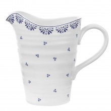 Sophie Blue Betty Pitcher, Blue