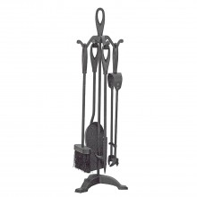Manor Orion Loop Companion Set, Black