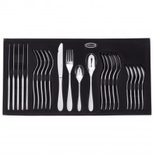 Stellar Salisbury 24 Piece Set, Stainless Steel