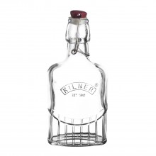Kilner Sloe Gin Clip Top Bottle, 275ml