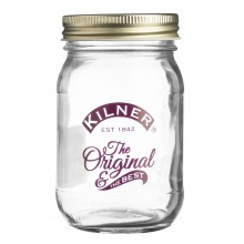 Kilner Original Glass Best Jar, 0.4l
