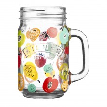 Kilner Fruit Cocktail Handled Jar