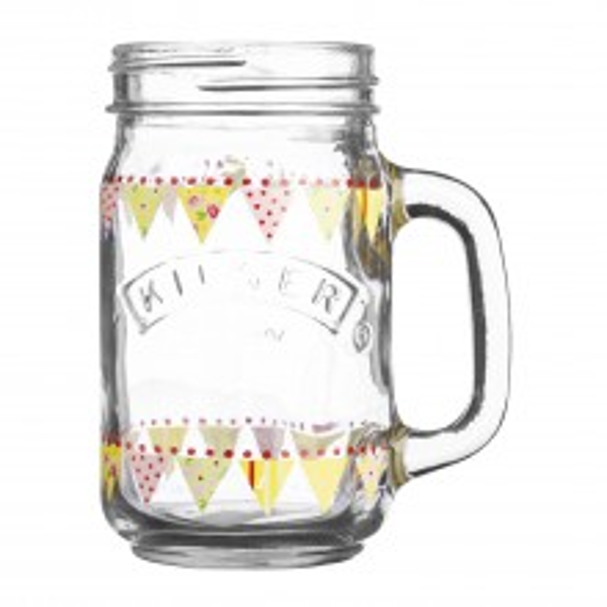 Kilner 0.4l Bunting Handled Jar