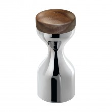 Robert Welch Limbrey Salt Mill, Walnut/Stainless Steel