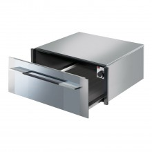 Smeg Ct1029 Warming Drawer, Stainless Steel