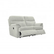 G Plan Watson 2 Seater Double Recliner Fabric Sofa