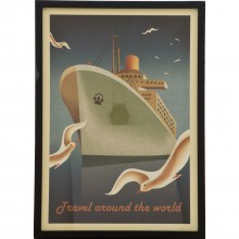Casa The Ship Poster II