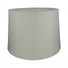 Carol Empire Linen Shade, Cream