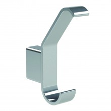 Miller Orlando Robe Hook, Chrome