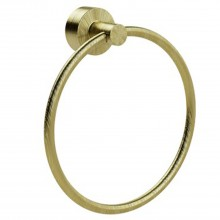 Miller From Sweden Towel Ring, Lacquered Brass