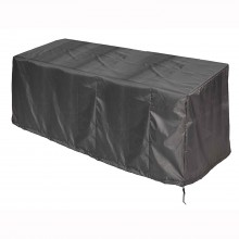 Casa Lounge Bench Aerocover, Anthracite