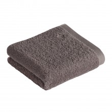 Vossen High Line Hand Towel, Pebblestone
