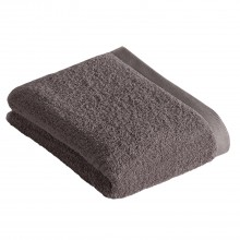 Vossen High Line Bath Towel, Pebblestone