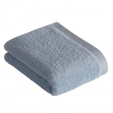 Vossen High Line Bath Towel, Cloud