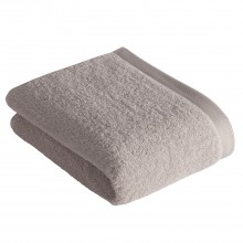 Vossen High Line Bath Towel, Pearl Grey