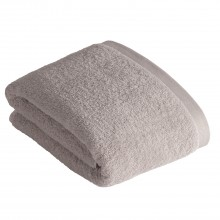 Vossen High Line Bath Sheet, Pearl Grey