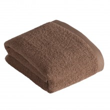 Vossen High Line Bath Sheet, Nut Brown
