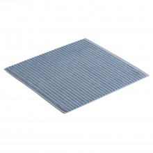 Vossen High Line Shower Mat, Cloud