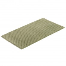 Vossen High Line Bath Mat, Smokegreen