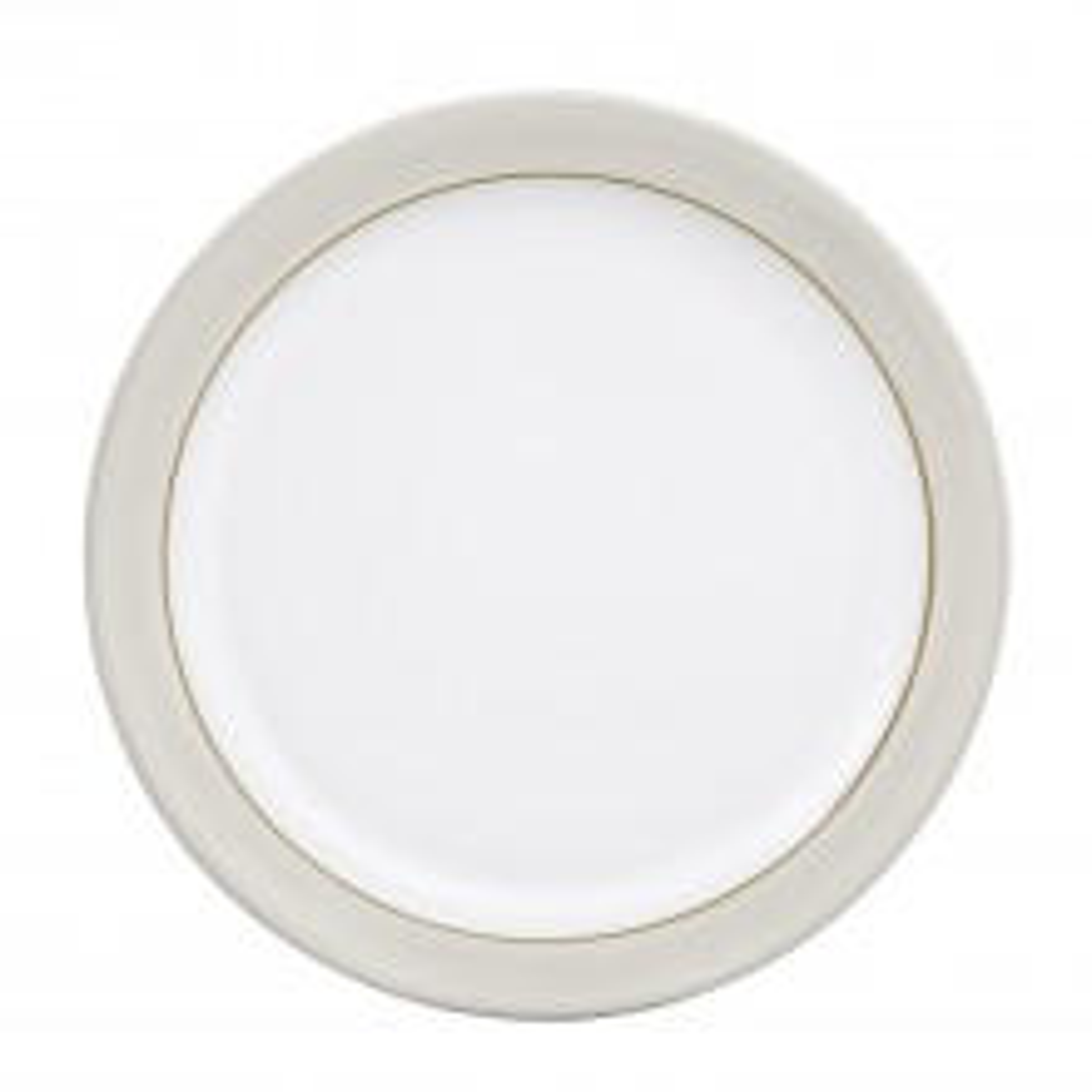 Denby Natural Canvas Medium Plate 22.5cm