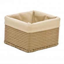 Casa Square Basket Medium, Brown