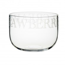 Kitchencraft Artesa Glass Fruit Bowl