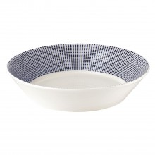 Royal Doulton Pacific Dot Pasta Bowl, 22cm