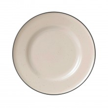 Royal Doulton Cream Plate, 22cm
