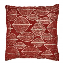 Mason Grey Kirkton Cushion, Red