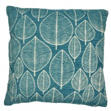 Mason Grey Kirkton Cushion, Teal