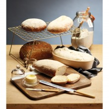 Kitchencraft Paul Hollywood Oval Bread Proving Basket