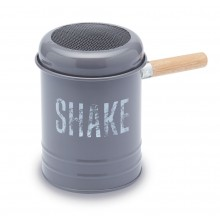 Kitchencraft Paul Hollywood Shaker Metal Grey