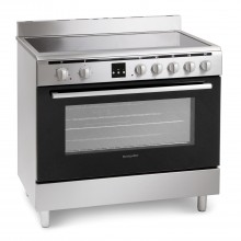 Montpellier Mr90cemx Electric Cooker