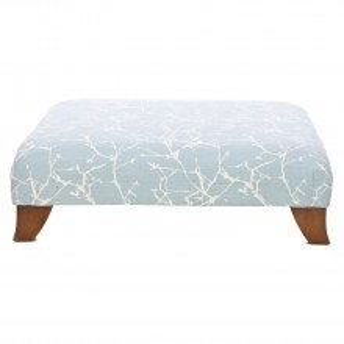 Casa Blaise Feature Fabric Footstool