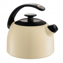 Wesco Whistling Kettle, Almond