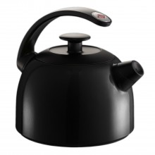 Wesco Whistling Kettle, Black