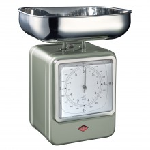 Wesco Retro Scales, New Silver