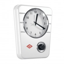 Wesco Kitchen Clock/timer, White