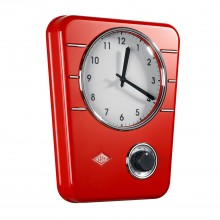 Wesco Kitchen Clock/timer, Red