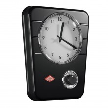 Wesco Kitchen Clock/timer, Black