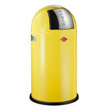 Wesco Pushboy 50 Litre, Lemon Yellow