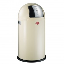 Wesco Pushboy 50 Litre, Almond