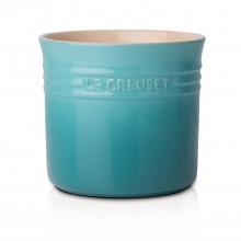 Le Creuset Small Utensil Jar, Teal