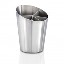 Robert Welch Oblique Toothbrush Holder, Stainless Steel