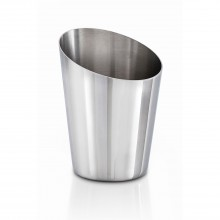 Robert Welch Oblique Tumbler, Stainless Steel