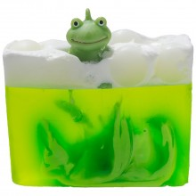Bomb Cosmetics It's Not Easy Being Green Soap