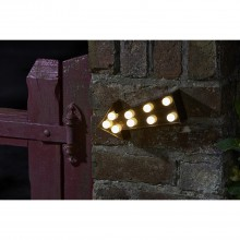 Smart Garden Lumieres - Small Arrow, Brown/black