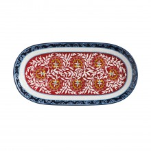 Maxwell & Williams Boho Oblong Platter 33x17cm, Multi