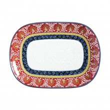 Maxwell & Williams Boho Oblong Platter 45x33cm